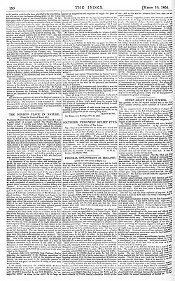 The Index – 10 March 1864